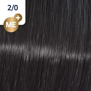 Wella Koleston Perfect ME+ 2/0 schwarz 60 ml Pure Naturals