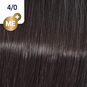 Wella Koleston Perfect ME+ 4/0 mittelbraun 60 ml Pure Naturals