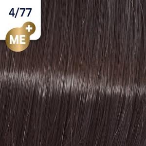 Wella Koleston Perfect ME+ 4/77 mittelbraun braun-intensiv 60 ml Deep Browns