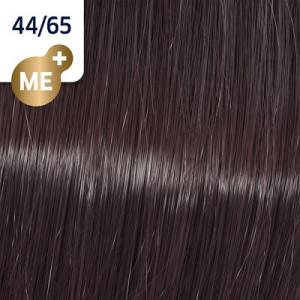 Wella Koleston Perfect ME+ 44/65 mittelbraunintensiv violett-mahagoni 60 ml Vibrant Reds