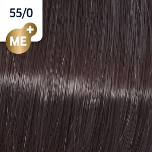 Wella Koleston Perfect ME+ 55/0 hellbraunintensiv 60 ml Pure Naturals