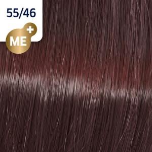 Wella Koleston Perfect ME+ 55/46 hellbraunintensiv rot-violett 60 ml Vibrant Reds