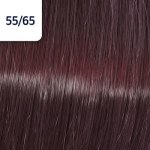 Wella Koleston Perfect ME+ 55/65 hellbraunintensiv violett-mahagoni 60 ml Vibrant Reds