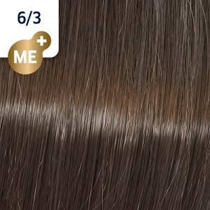 Wella Koleston Perfect ME+ 6/3 dunkelblond gold 60 ml Rich Naturals