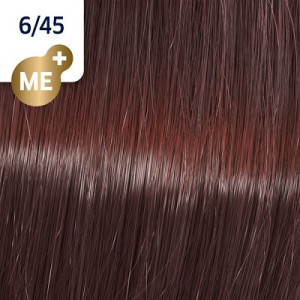 Wella Koleston Perfect ME+ 6/45 dunkelblond rot-mahagoni 60 ml Vibrant Reds