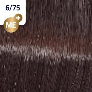 Wella Koleston Perfect ME+ 6/75 dunkelblond braun-mahagoni 60 ml Deep Browns