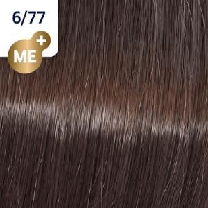Wella Koleston Perfect ME+ 6/77 dunkelblond braun-intensiv 60 ml Deep Browns