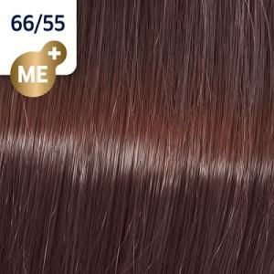 Wella Koleston Perfect ME+ 66/55 dunkelblondintensiv mahagoni-intensiv 60 ml Vibrant Reds