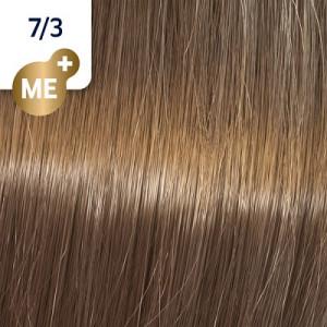 Wella Koleston Perfect ME+ 7/3 mittelblond gold 60 ml Rich Naturals