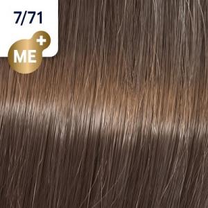 Wella Koleston Perfect ME+ 7/71 mittelblond braun asch 60 ml Deep Browns