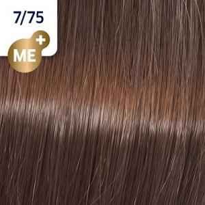 Wella Koleston Perfect ME+ 7/75 mittelblond braun mahagoni 60 ml Deep Browns