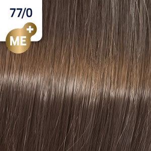 Wella Koleston Perfect ME+ 77/0 Mittelblond Intensiv Natur 60 ml Pure Naturals
