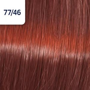 Wella Koleston Perfect ME+ 77/46 mittelblond intensiv rot violett 60 ml Vibrant Reds