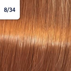 Wella Koleston Perfect ME+ 8/34 hellblond gold-rot 60 ml Vibrant Reds