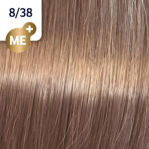Wella Koleston Perfect ME+ 8/38 hellblond gold perl 60 ml Rich Naturals