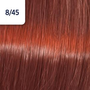 Wella Koleston Perfect ME+ 8/45 hellblond rot mahagoni 60 ml Vibrant Reds