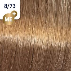 Wella Koleston Perfect ME+ 8/73 hellblond braun gold 60 ml Deep Browns
