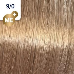 Wella Koleston Perfect ME+ 9/0 lichtblond 60 ml Pure Naturals