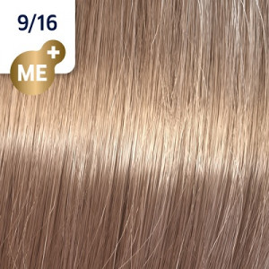 Wella Koleston Perfect ME+ 9/16 lichtblond asch-violett 60 ml Rich Naturals
