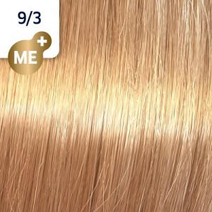 Wella Koleston Perfect ME+ 9/3 lichtblond gold 60 ml Rich Naturals