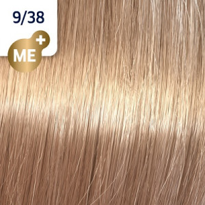 Wella Koleston Perfect ME+ 9/38 lichtblond gold-perl 60 ml Rich Naturals