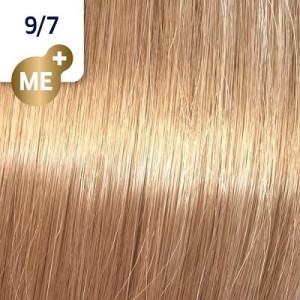 Wella Koleston Perfect ME+ 9/7 lichtblond braun 60 ml Deep Browns