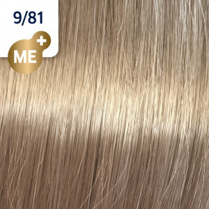 Wella Koleston Perfect ME+ 9/81 Lichtblond Perl-Asch 60 ml Rich Naturals