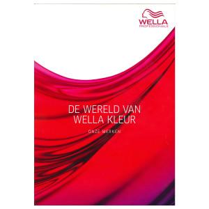 Wella Farbkarte Koleston Perfect Me NL - Color Touch - Illumina - Magma - Instamatic