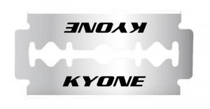 Kyone DE-100 Double Edge Blade/100 st