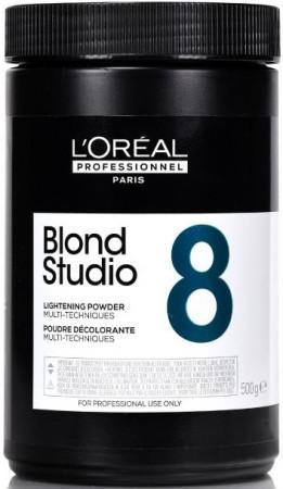 L'Oreal Blond Studio Multi-Technik 8 Lightening Powder 500 g