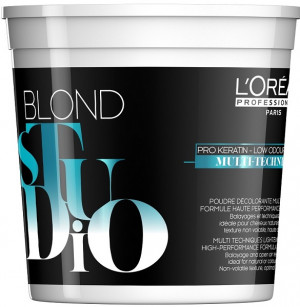 L'Oreal Blond Studio Multi Technique Pulver 500 g
