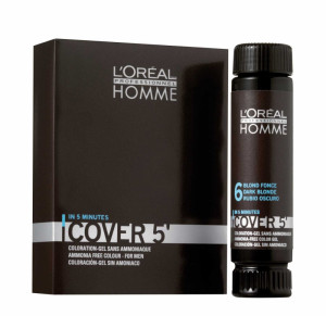 L'Oreal Homme Cover 5 No.6  3x50 ml