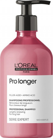 L'Oreal Serie Expert Pro Longer Shampoo 500 ml
