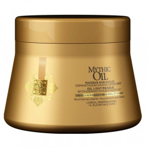 L'Oreal Professionnel Mythic Oil Maske normales bis feines 200 ml