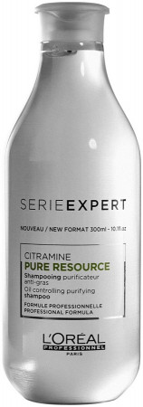 L'Oreal Serie Expert Pure Resource Shampoo 300 ml