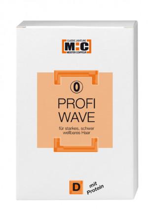 M:C Profi Wave D0 schwer wellbares Haar 2x80 ml