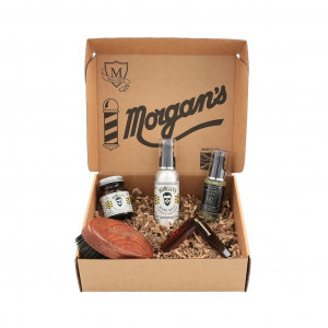 Morgan's Beard Grooming Gift Set