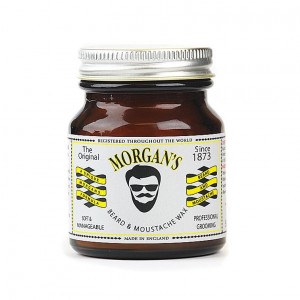 Morgan's Beard & Moustache Wax 50 g