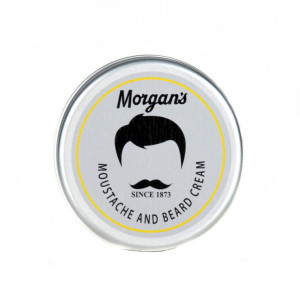 Morgan's Moustache & Beard Cream 75 ml