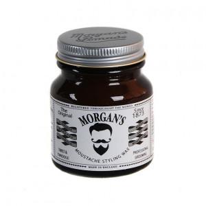 Morgan's Moustache Styling Wax Twist & Twiddle 50 g