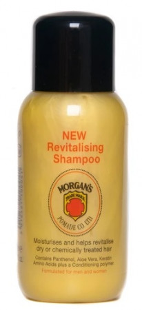 Morgan's Revitalising Shampoo 250 ml