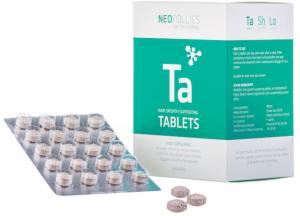 Neofollics Tabletten für Haarwachstum 100 Stück