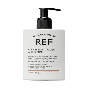 REF Color Boost Masque Ash Blonde 200 ml
