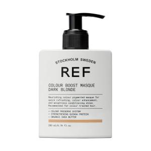 REF Color Boost Masque Dark Blonde 200 ml