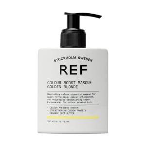 REF Color Boost Masque Golden Blonde 200 ml