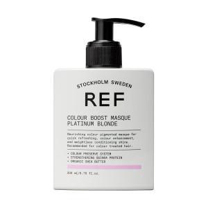 REF Color Boost Masque Platinum Blonde 200 ml