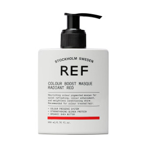 REF Color Boost Masque Radiant Red 200 ml