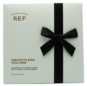 REF Weightless Volume 3er Geschenkset