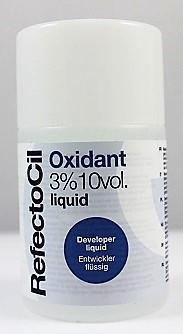 RefectoCil 3% Entwicklerflüssigkeit für Augenbrauen und Wimpernfarbe 100 ml