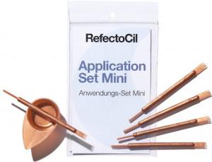 RefectoCil Anwendungs-Set Mini rose gold